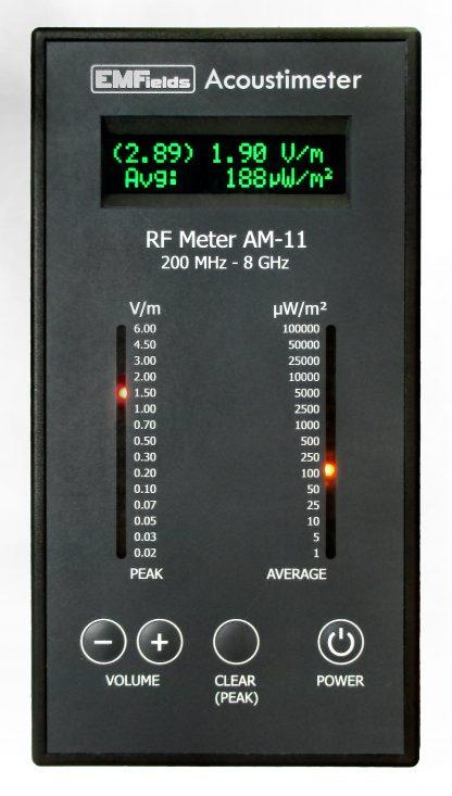 Acoustimeter AM11 Front
