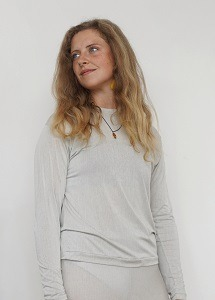 EMF Protection Bamboo and Silver t shirt long