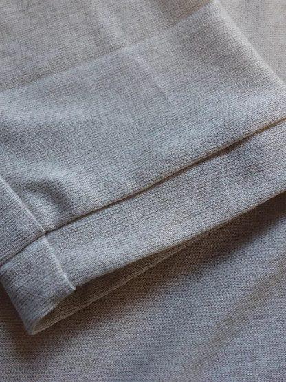 Bamboo silver t shirt sleeve