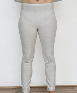 EMF Protection Bamboo and Silver Leggings