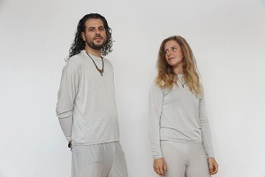EMF Protection Bamboo and Silver long sleeved t shirt