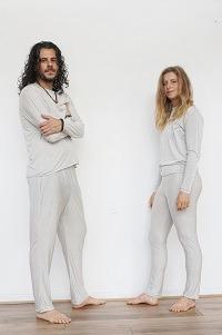 EMF Protection Legging and long sleeve t shirt